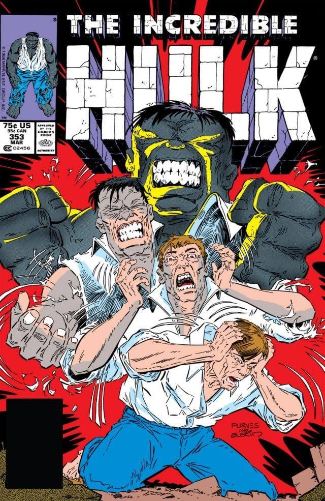 Incredible Hulk (1962-1999) #353