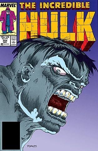 Incredible Hulk (1962-1999) #354