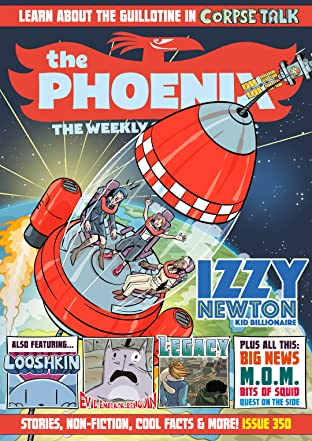 The Phoenix #350 & 351: The Weekly Story Comic