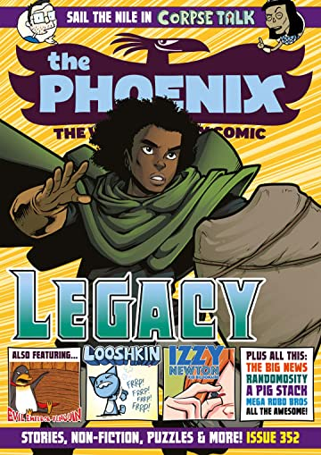 The Phoenix #352 & 353: The Weekly Story Comic