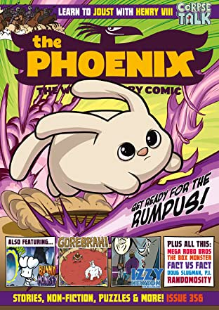 The Phoenix #356: The Weekly Story Comic