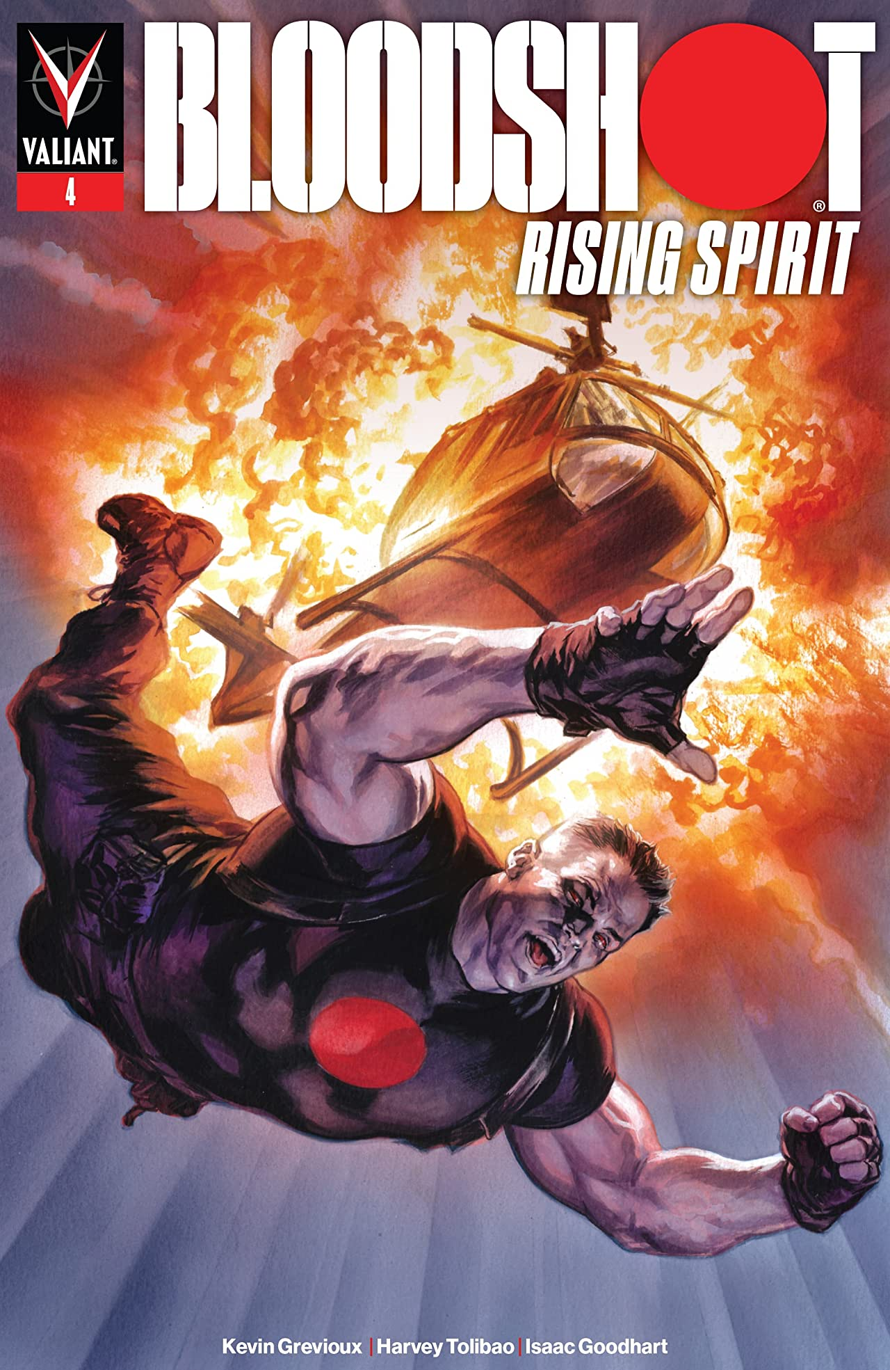 Bloodshot Rising Spirit #4