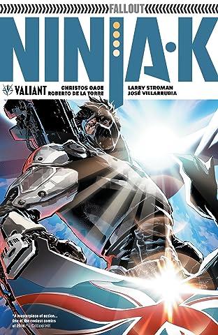 Ninja-K Vol. 3: Fallout Tome 3