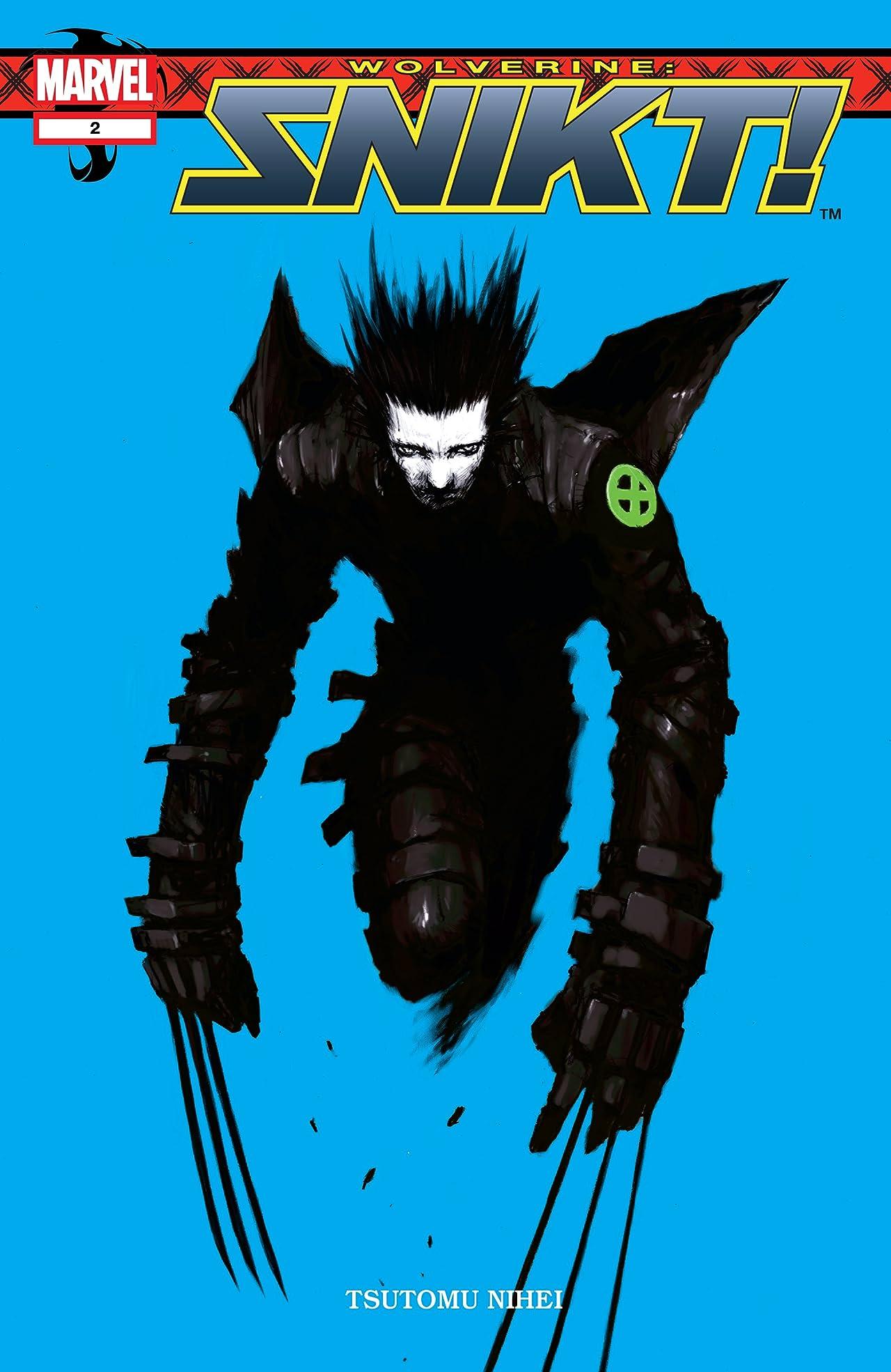 Wolverine: Snikt! (2003) #2 (of 5)