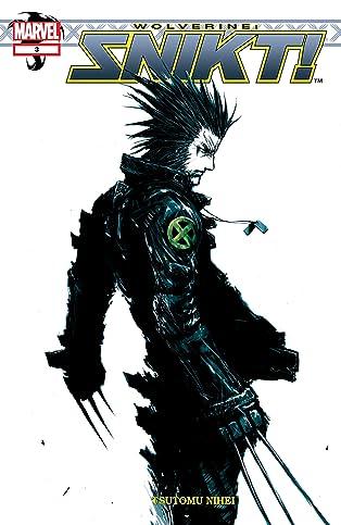 Wolverine: Snikt! (2003) #3 (of 5)