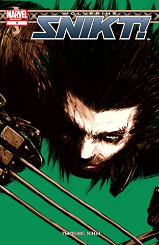 Wolverine: Snikt! (2003) #4 (of 5)