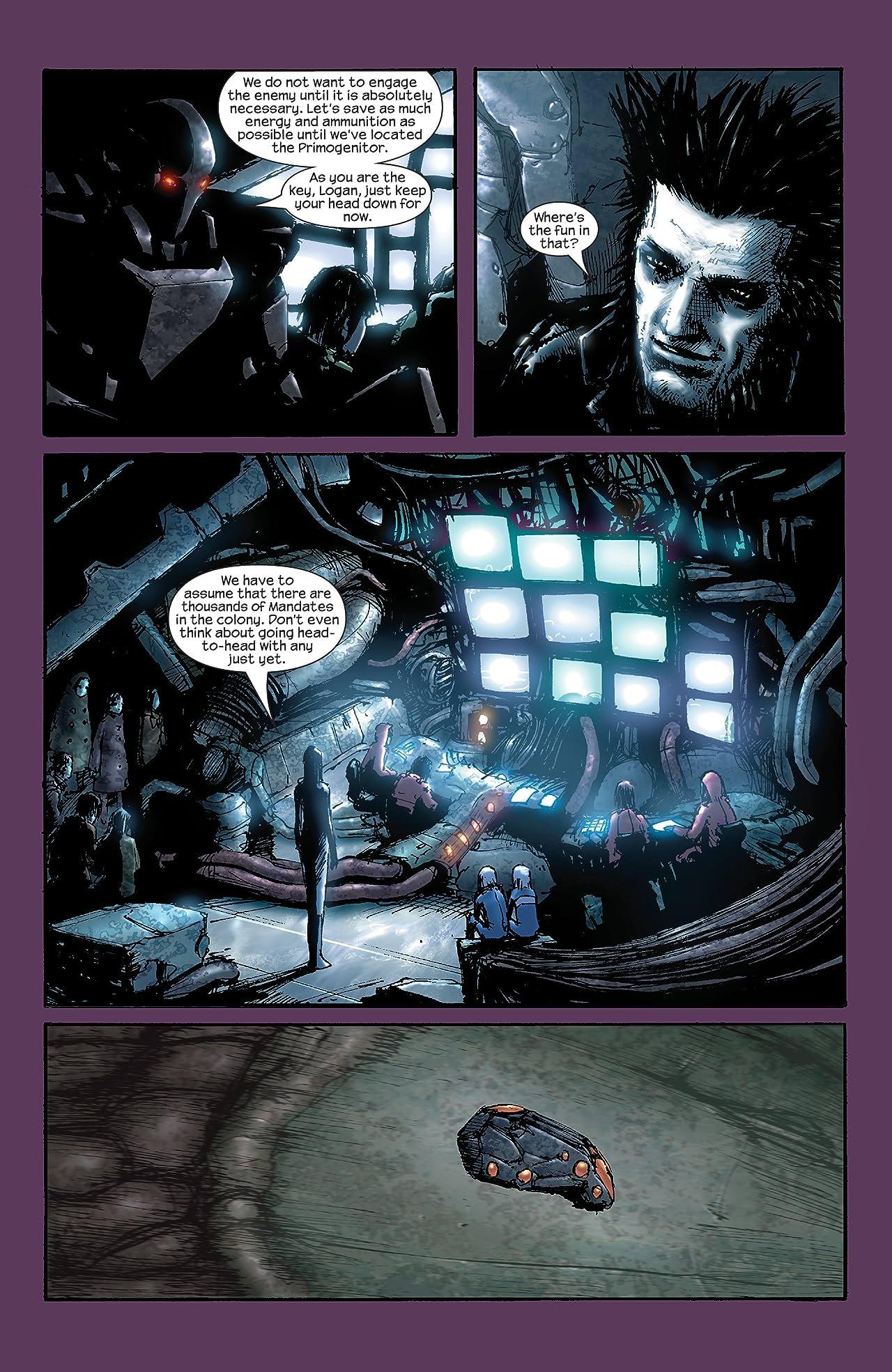 Wolverine: Snikt! (2003) #4 (of 5)