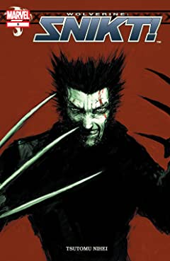 Wolverine: Snikt! (2003) #5 (of 5)