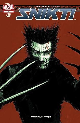 Wolverine: Snikt! (2003) #5 (of 5)