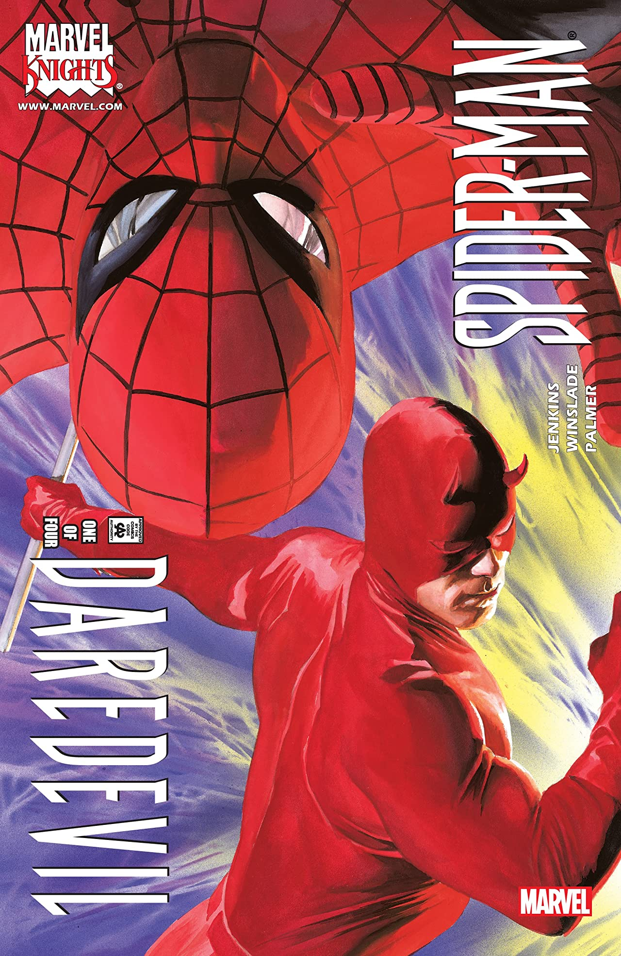 Daredevil/Spider-Man (2001) #1 (of 4)