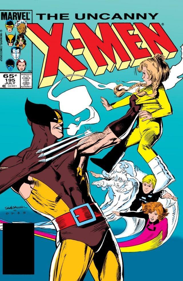 Uncanny X-Men (1963-2011) #195