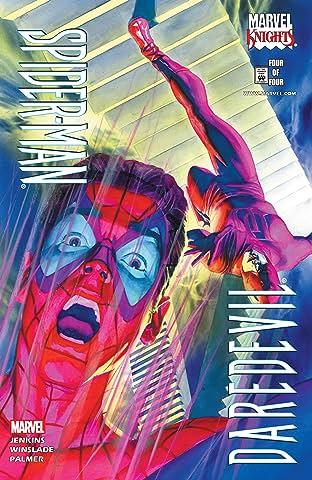Daredevil/Spider-Man (2001) No.4 (sur 4)