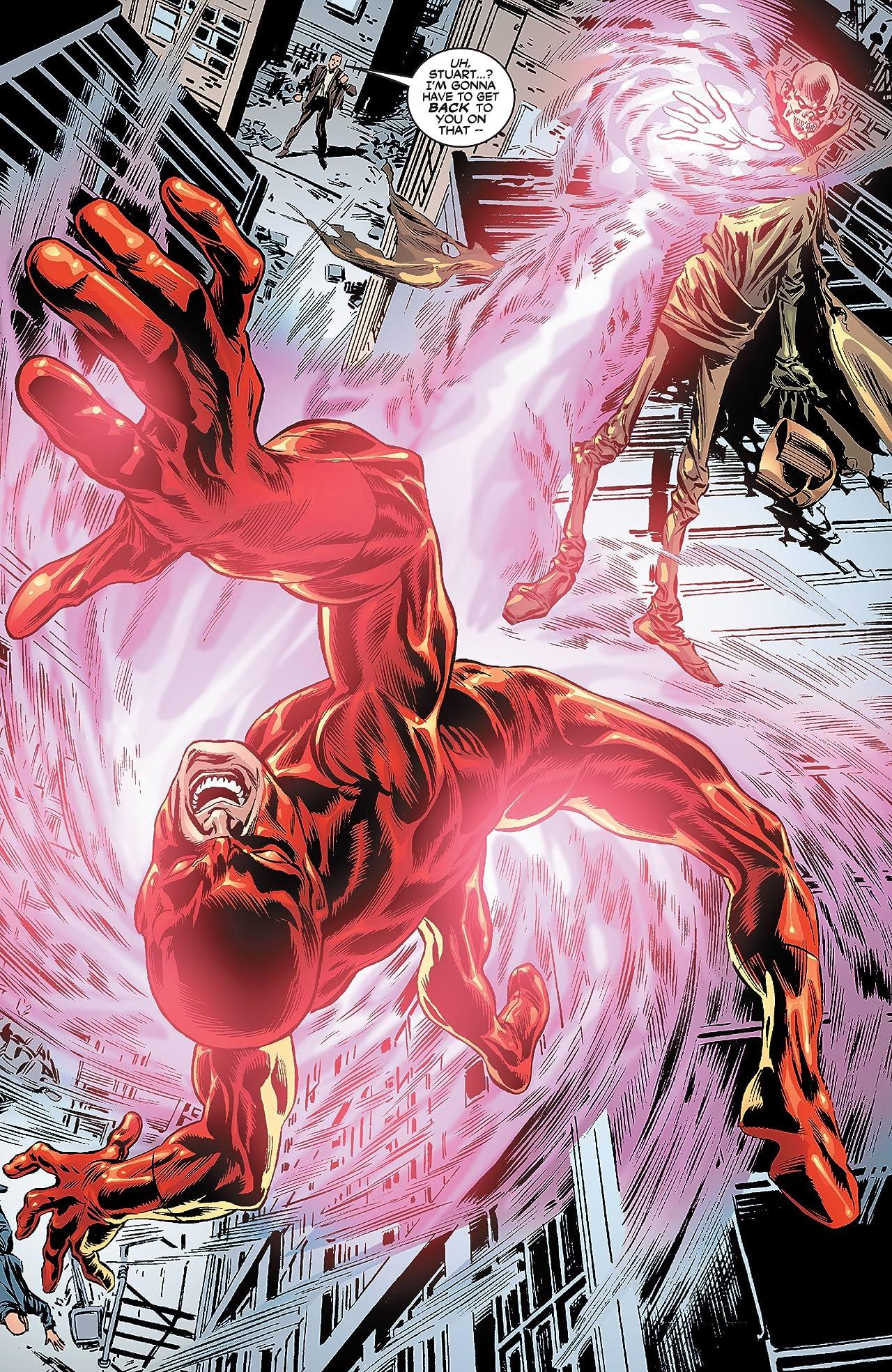 Daredevil/Spider-Man (2001) #4 (of 4)