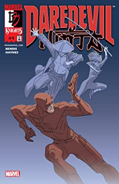 Daredevil: Ninja (2000-2001) #1 (of 3)
