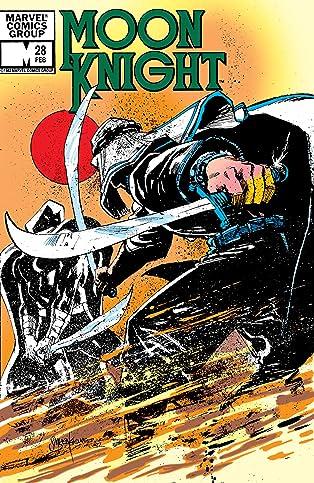 Moon Knight (1980-1984) #28