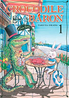 Crocodile Baron Vol. 1