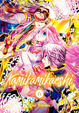 Kamikamikaeshi Vol. 6