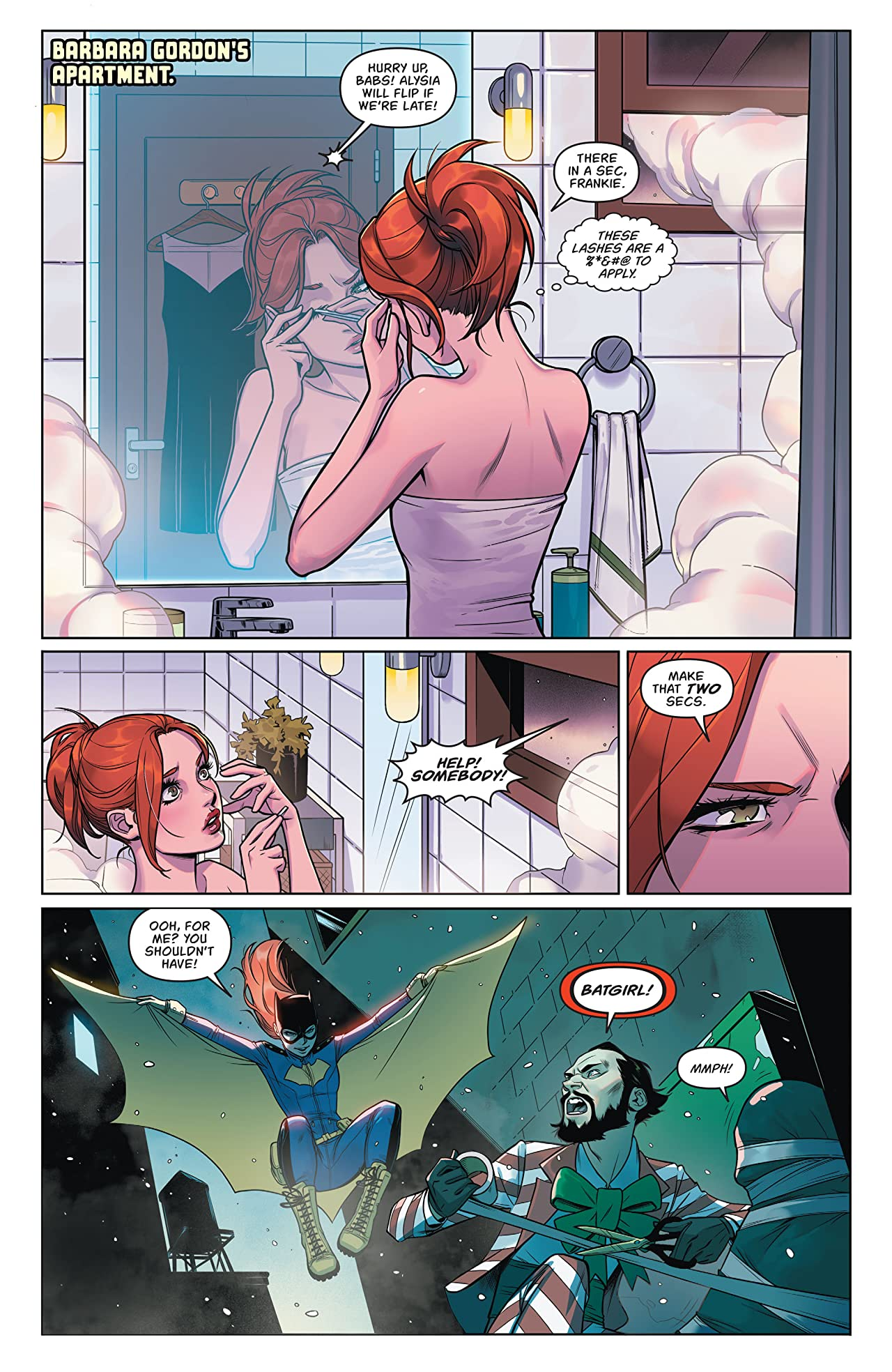Batgirl (2016-) Vol. 4: Strange Loop