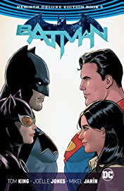 Batman: The Rebirth Deluxe Edition - Book 3
