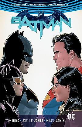 Batman: The Rebirth Deluxe Edition - Book 3