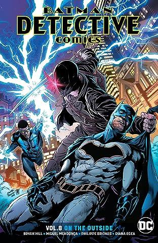 Batman - Detective Comics (2016-) Tome 8: On the Outside
