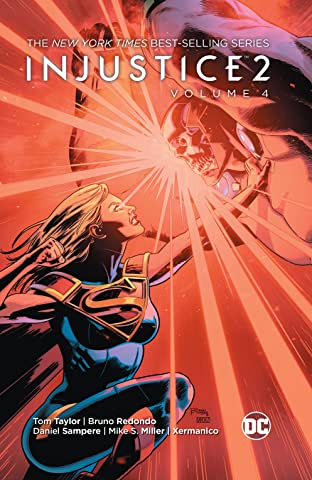 Injustice 2 (2017-2018) Tome 4