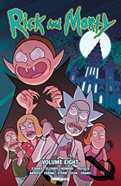Rick and Morty Vol. 8