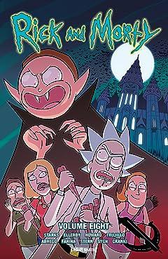 Rick and Morty Tome 8