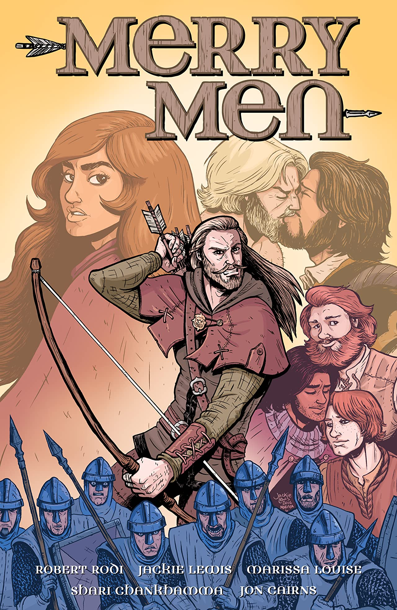 Merry Men Vol. 1