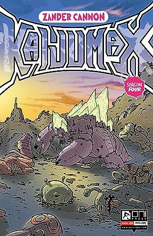 Kaijumax: Season Four #4