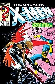 Uncanny X-Men (1963-2011) #201