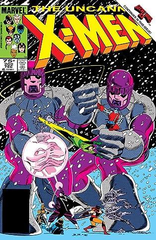 Uncanny X-Men (1963-2011) #202