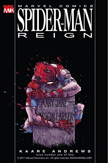 Spider-Man: Reign #1 (of 4)