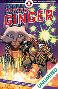 Captain Ginger #3