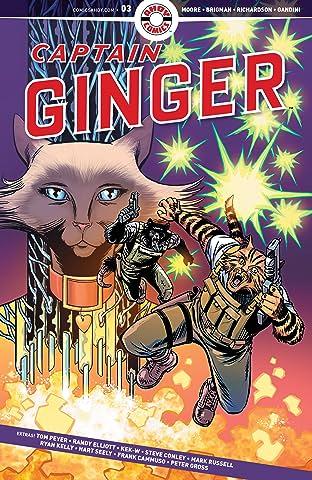Captain Ginger No.3
