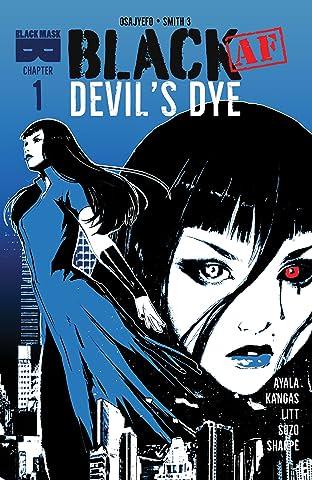 BLACK [AF]: Devil's Dye #1