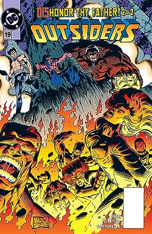 Outsiders (1993-1995) #19