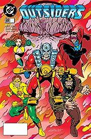 Outsiders (1993-1995) #22