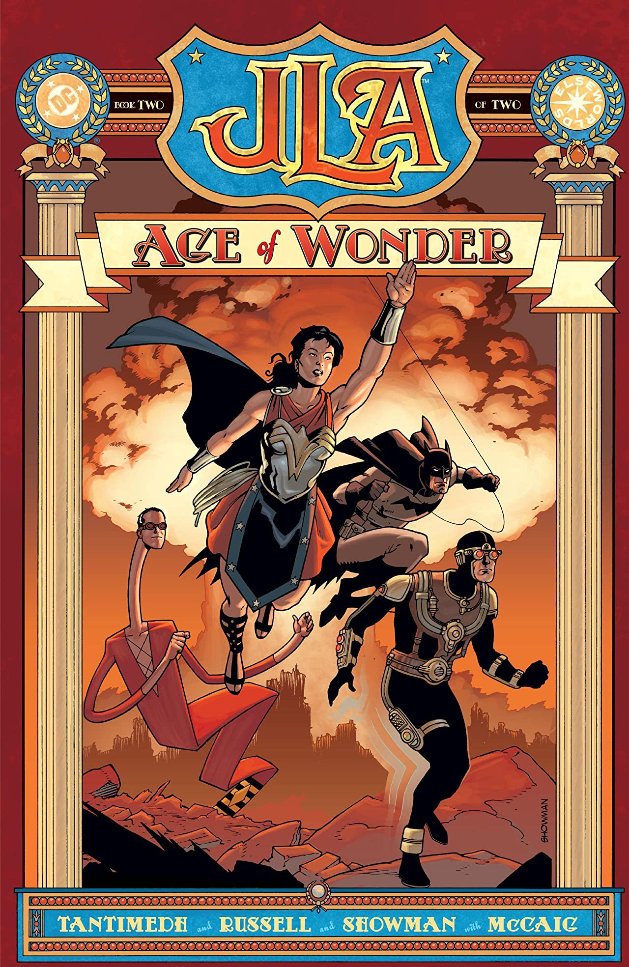 Justice League: Age of Wonder (2003) #2