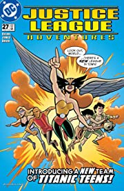 Justice League Adventures (2001-2004) No.27
