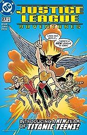 Justice League Adventures (2001-2004) #27