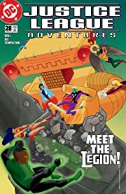 Justice League Adventures (2001-2004) #28