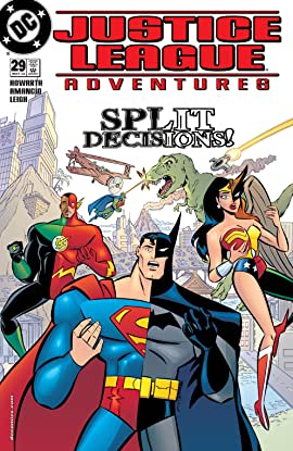 Justice League Adventures (2001-2004) No.29