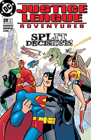 Justice League Adventures (2001-2004) #29