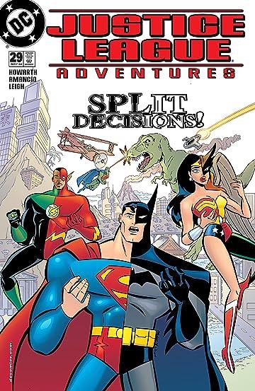 Justice League Adventures (2001-2004) #29