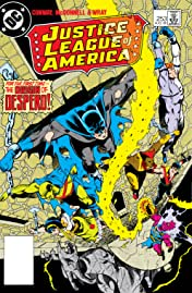 Justice League of America (1960-1987) #253