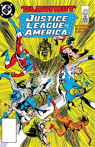 Justice League of America (1960-1987) #254