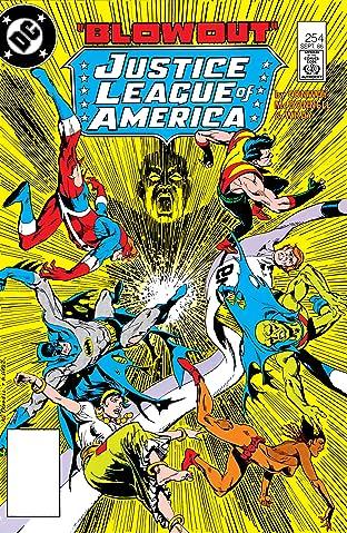 Justice League of America (1960-1987) #254