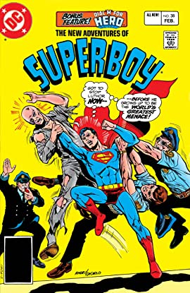 New Adventures of Superboy (1980-1984) #38