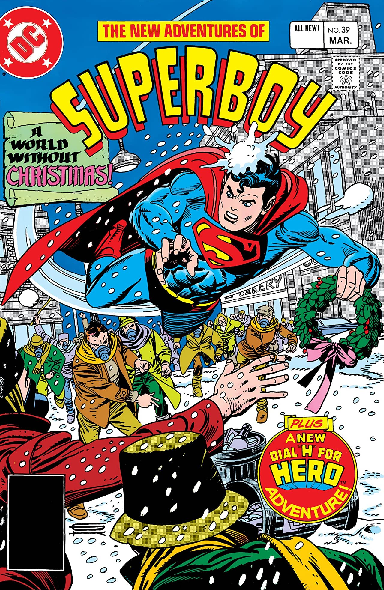 New Adventures of Superboy (1980-1984) #39